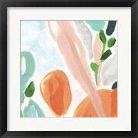 Primal Flora II Framed Print