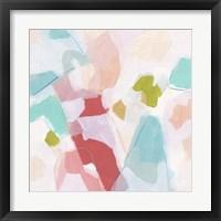 Mosaic Momentum I Framed Print
