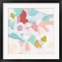 Mosaic Momentum II Framed Print