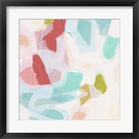 Mosaic Momentum IV Framed Print