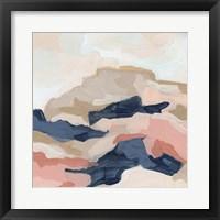Dappled Mesa II Framed Print