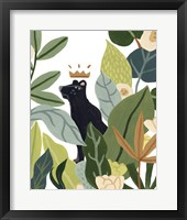 Panther Magic II Framed Print