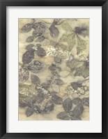 Framed Eco Print V