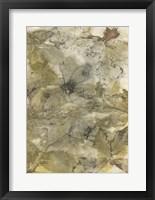 Framed Eco Print VI