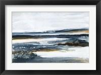 Framed Ocean Blues II