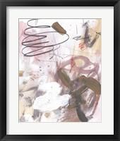 Whispering Dawn II Framed Print
