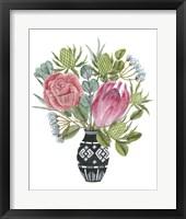 Protea Awakening II Framed Print