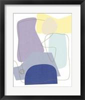 Luminous Bay II Framed Print
