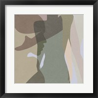 Stories In Between V Framed Print