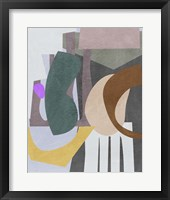 City Shades II Framed Print