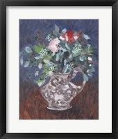 Night Bouquet I Framed Print