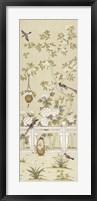 Framed Adriana Classic Chinoiserie III