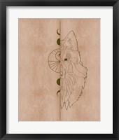 The Mystics I Framed Print