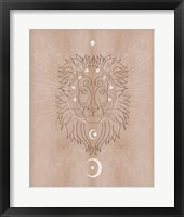 The Mystics IV Framed Print