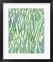 Just Grass I Framed Print