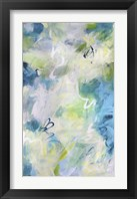 Springtime Rhythms II Framed Print