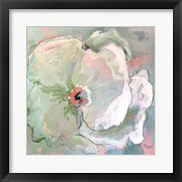 Contemporary Floral II Framed Print