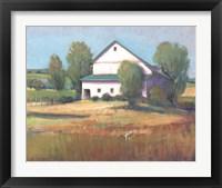 Country Barn II Framed Print