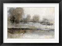 Gilt Landscape II Framed Print