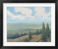 Mountain Top I Framed Print