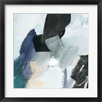 Velvet Riverbed I Framed Print