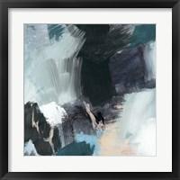 Velvet Riverbed II Framed Print