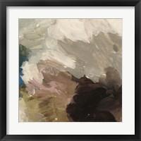 Color Meld II Framed Print