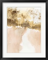 Sun Kissed Earth I Framed Print