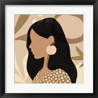 Fruit Earring II Framed Print