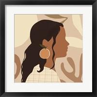 Fruit Earring III Framed Print