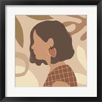 Fruit Earring IV Framed Print