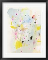 Sprinkle II Framed Print