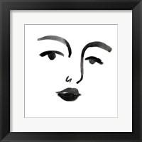 Blink I Framed Print
