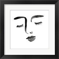 Blink II Framed Print