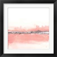 Gray Cantaloupe II Framed Print