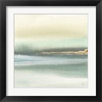 Gold Earth I Framed Print