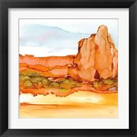 Framed Desertscape VII