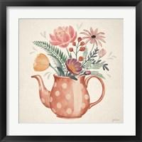 Cottage Botanical IX Framed Print