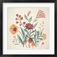 Cottage Botanical II Framed Print