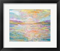 Framed Ocean Sunrise