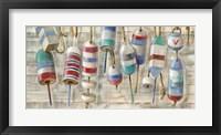 Framed Summer Buoys