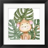 Framed Goodnight Jungle 1