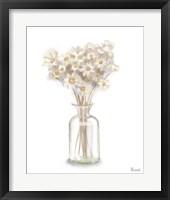 Dried Flower I Framed Print