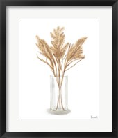 Dried Flower IV Framed Print