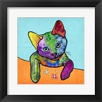 Framed Colorful Pets II
