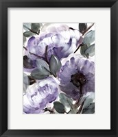 Framed Farmhouse Bush Purple II