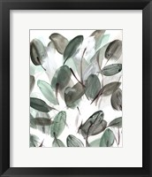 Farmhouse Leafy II Framed Print