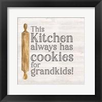 Framed Grandparent Life VI-Cookies