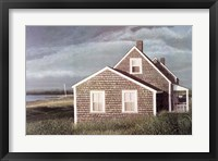 Framed Crooked House