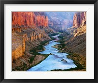 Framed Mile 52 Colorado River